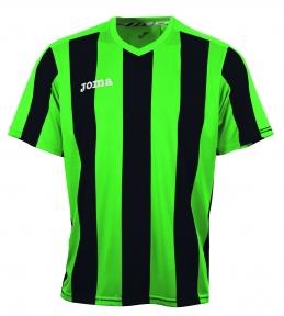 Футболка Joma Pisa 10 зеленая