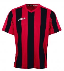 Футболка Joma Pisa 10 красная