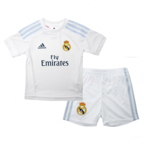 Детская футбольная форма Реала stadium (r home 2015-2016)
