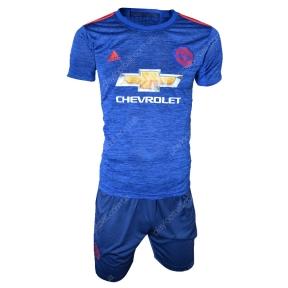 Футбольная форма Манчестер Юнайтед 2016/2017 stadium away (Man Utd away 2016/2017)