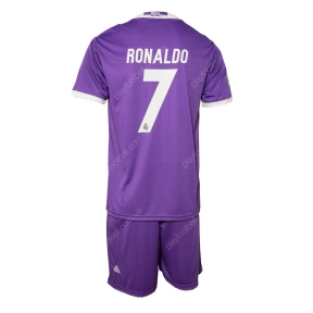 Футбольная форма Реал Мадрид 2016/2017 Роналдо выездная (FCRM 2016/2017 Ronaldo away)