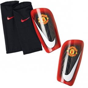 Футбольные щитки Nike Mercurial Lite Manchester United (SP0278-601)