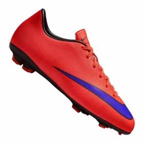 Футбольные детские бутсы Nike JR Mercurial Victory V FG (651634-650)
