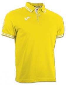 Футболка поло Joma Combi желтая (3007S13.90)