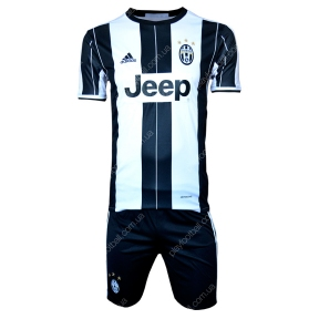 Футбольная форма Ювентус 2016/2017 stadium home (Juventus stadium home 2016/2017)