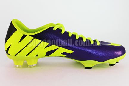 Футбольные бутсы Nike Mercurial Victory IV FG (555613-570)