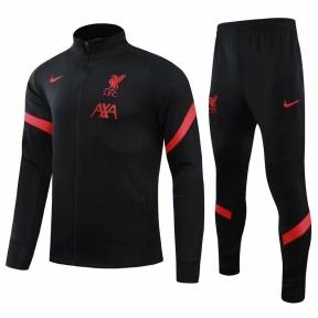 Спортивный костюм Ливерпуль 2021 черный