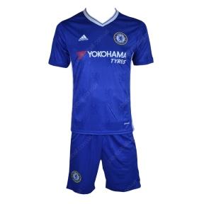 Футбольная форма Челси 2016/2017 stadium home (Chelsea stadium home 2016/2017)