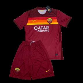 Футбольная форма Рома 2020/2021 stadium вишневая