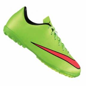 Сороконожки детские Nike JR Mercurial Victory V TF (651641-360)