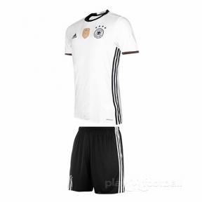Футбольная форма сборной Германии Евро 2016 дом (home Germany 2016)