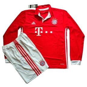 Футбольная форма Баварии 2016/2017 (Bayern home 2016/2017) д/р