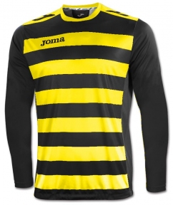 Футболка Joma Europa II (длинный рукав) (1211.99.006)