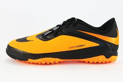 Сороконожки Nike JR HyperVenom Phelon TF (599847-008)