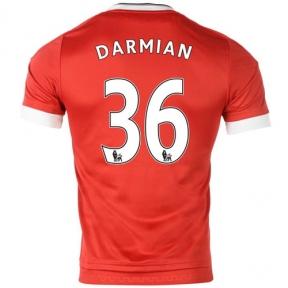 Футболка Manchester United stadium home 2015/16 Darmian