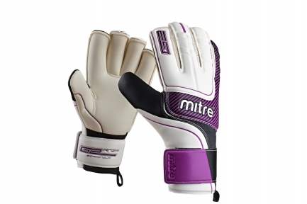Вратарские перчатки MITRE Anza G2 Zirconium (GL246)