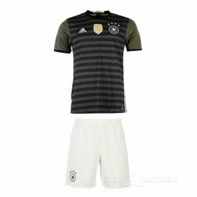 Футбольная форма сборной Германии Евро 2016 выезд (away Germany 2016)