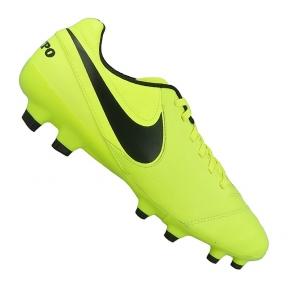 Футбольные бутсы Nike Tiempo Genio II FG (819213-707)