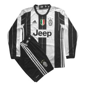 Футбольная форма Ювентус 2016/2017 (Juventus home 2016/2017) д/р