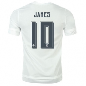 Футболка Real Madrid stadium home 2015/16 James