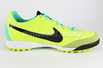 Сороконожки Nike Tiempo Mystic IV TF (454314-703)