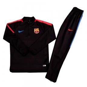 Детский тренировочный спортивный костюм Барселоны 2017/2018
