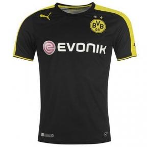 Футболка Dortmund Borussia (выездная) (Dortmund Borussia away)