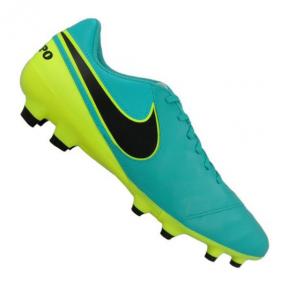 Футбольные бутсы Nike Tiempo Genio II FG (819213-307)