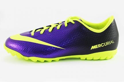 Сороконожки Nike JR Mercurial Victory IV TF (555634-570)