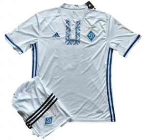 Детская футбольная форма Динамо Киев белая