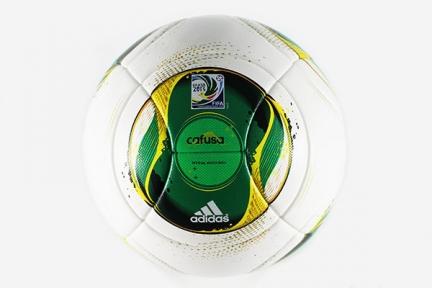 Футбольный мяч Adidas Cafusa (Cafusa 2013)