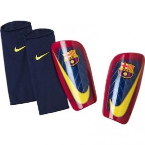 Футбольные щитки Nike Mercurial Lite FC Barcelona (SP0280-647)