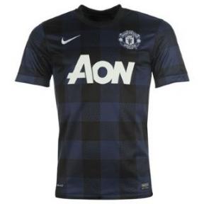 Футболка Manchester United (away 2013/14)