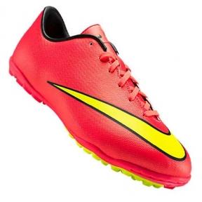 Сороконожки детские Nike JR Mercurial Victory V TF (651641-690)