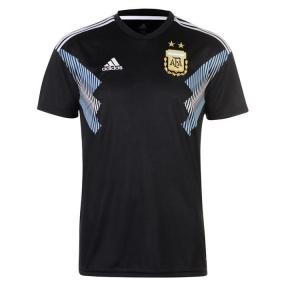 Футбольная форма сборной Аргентины Чемпионат Мира 2018 черная