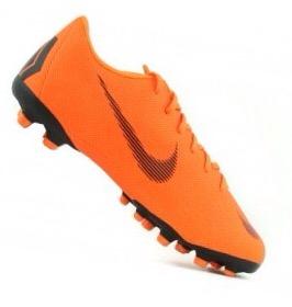 Футбольные детские бутсы Nike JR Mercurial VaporX 12 Academy GS FG (AH7347-810)