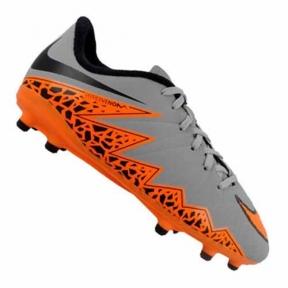 Футбольные детские бутсы Nike JR HyperVenom Phelon II FG (744943-080)