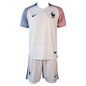 Футбольная форма сборной Франции Евро 2016 (away replica France)
