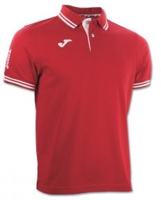 Футболка поло детская Joma Combi красная (3007S13.60)