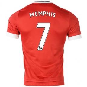 Футболка Manchester United stadium home 2015/16 Memphis