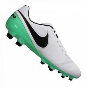 Футбольные бутсы Nike Tiempo Genio II FG (819213-103)