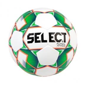Футзальный мяч SELECT FUTSAL ATTACK NEW жовт/зелений, shiny (107343)