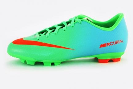 Футбольные бутсы детские Nike JR Mercurial Victory IV FG (553631-380)