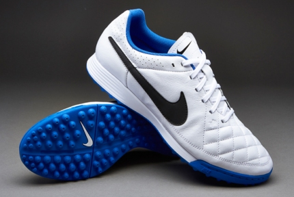 Сороконожки Nike Tiempo Genio TF (631284-104)