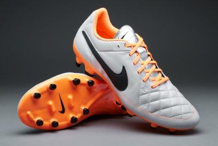 Футбольные бутсы Nike Tiempo Genio FG (631282-008)