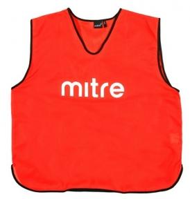 Футбольная манишка Mitre red (Т21503RE1)