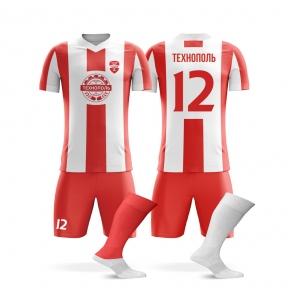Футбольная форма на заказ ФК Технополь
