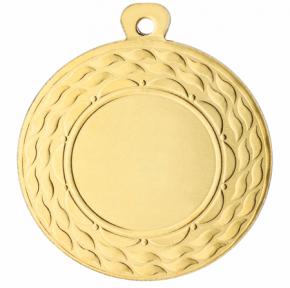 Спортивная наградная медаль (gold-1)