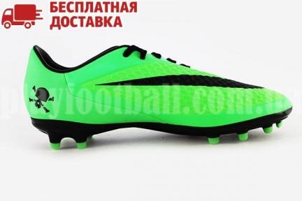 Футбольные бутсы Nike Hypervenom Phelon FG (599730-303)