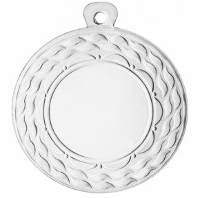 Спортивная наградная медаль (silver-1)